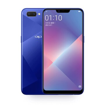 OPPO A5 6.2 Inch Notch Screen Android 8.1 4230mAh 3GB RAM 64GB ROM SDM 450B Octa Core 1.8GHz 4G SmartphoneSmartphonesfromMobile Phones & Accessorieson banggood.com
