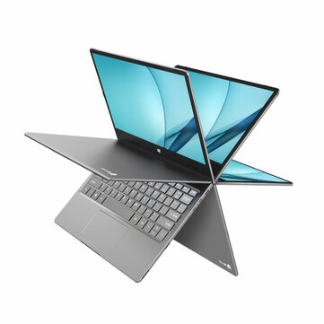 BMAX Y11 Laptop 360-degree 11.6 Inch Intel Gemini Lake N4100 Intel UHD Graphics 600 8GB LPDDR4 RAM 256GB SSD ROM Notebook