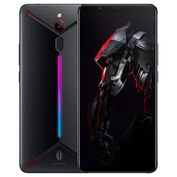 ZTE Nubia Red Magic Mars 6.0 Inch FHD+ Android 9.0 3800mAh 6GB RAM 64GB ROM Snapdragon 845 Octa Core 2.8GHz 4G Gaming Smartphone Smartphones from Mobile Phones & Accessories on banggood.com