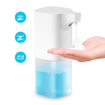 Xiaowei X6 350ml Automatic Soap Dispenser IR Sensor Foam Liquid Dispenser Waterproof Hand Washer Soap Dispenser Pump
