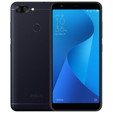ASUS Zenfone Max Plus ZB570TL Global Version 5.7 Inch 4130mAh 3GB RAM 32GB ROM MT6750T 4G Smartphone