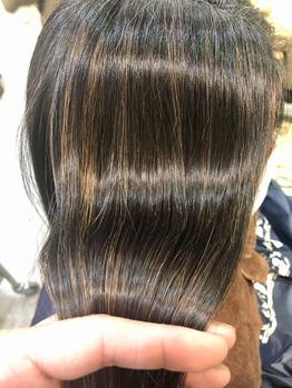 #白髪をデザイン #ハイライト #デザインカラー_20201105_1