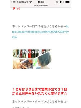 ☆年末・年始と店休日のお知らせ☆_20161208_1