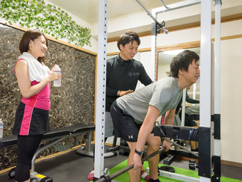 【ペアトレ】1人でトレーニングを受けるのが不安な方_20180510_1