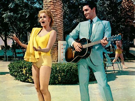 Image result for elvis and ann-margret viva
