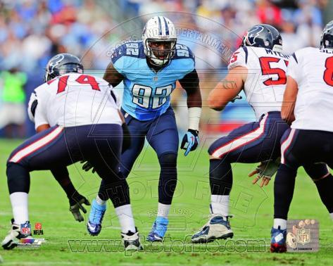 Tennessee Titans - Will Witherspoon Photo Photo at AllPosters.com