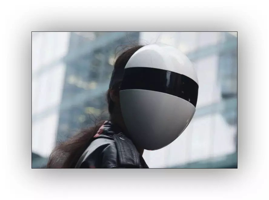 BLANC MASK: Face The Outdoors With Your Modern Day Armor