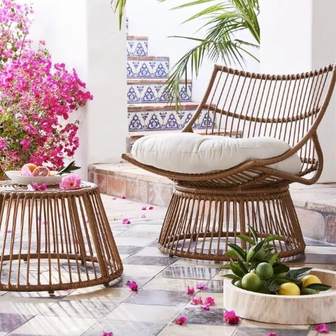 target patio furniture sale up to 25