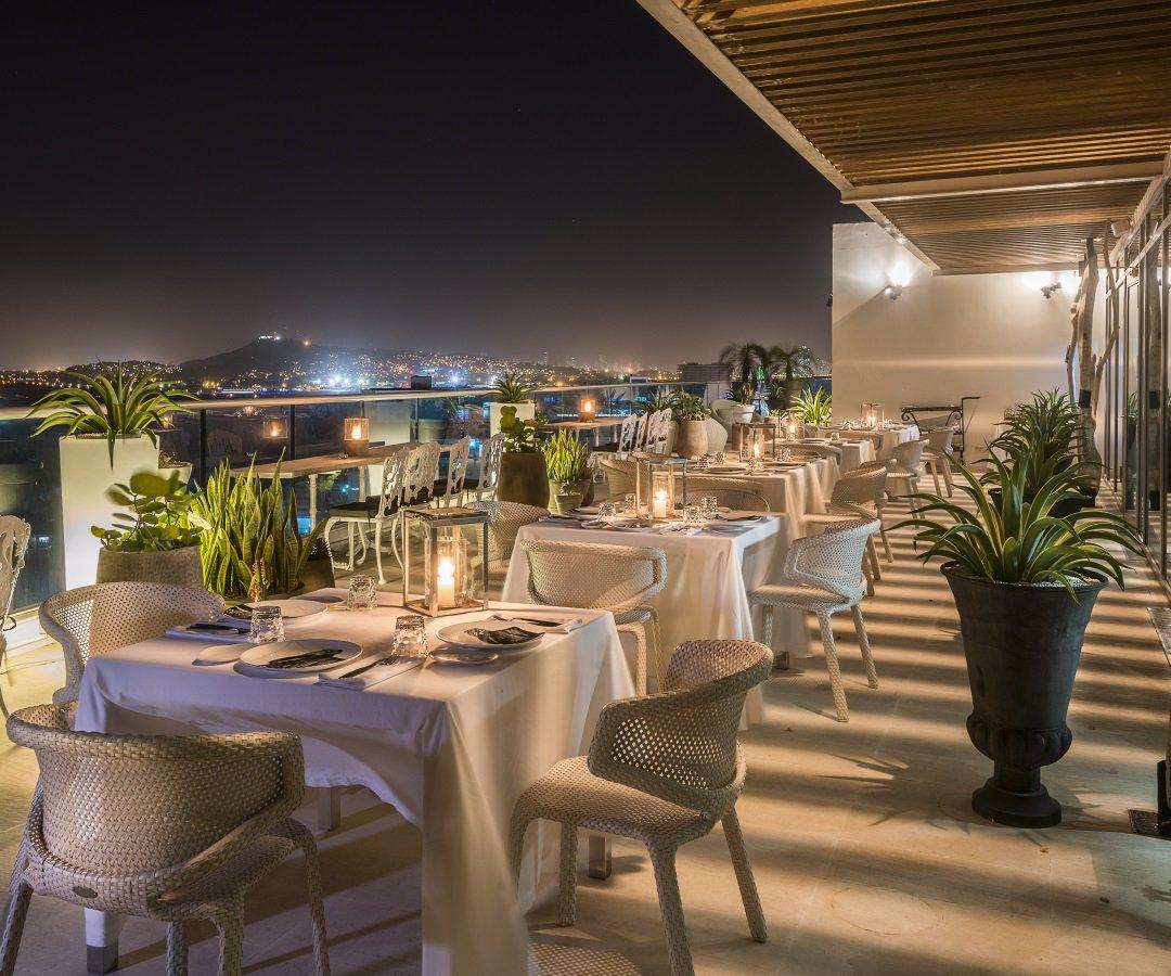 El Restaurante Erre De Ramon Freixa Ubicado En Cartagena