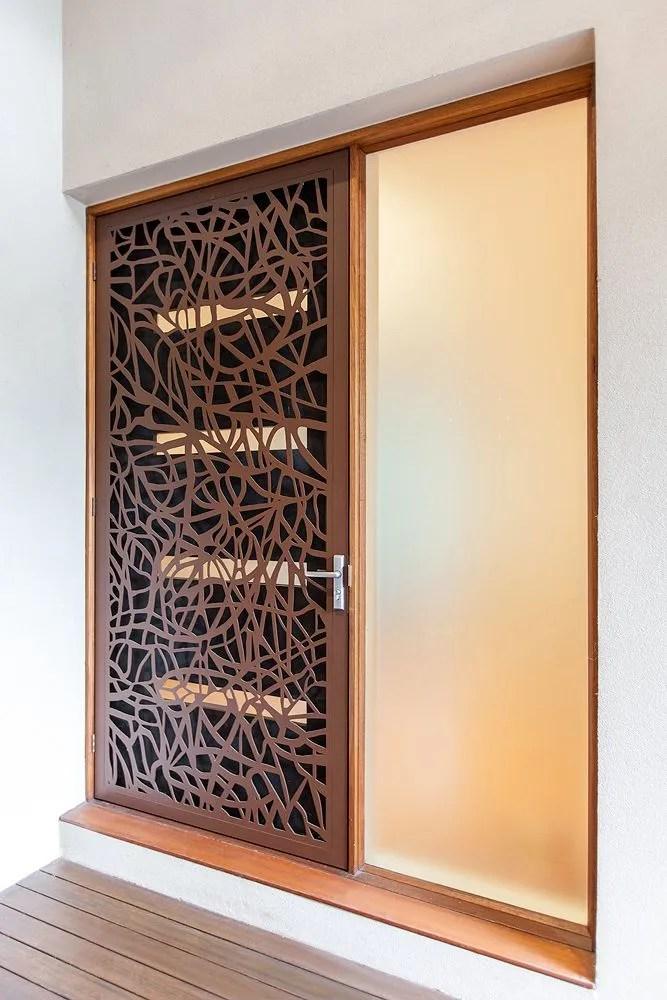 Gallery Security Screen Doors