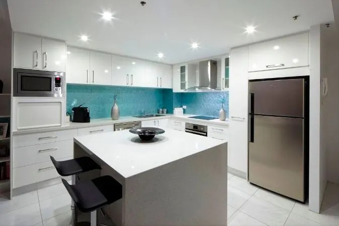 Glass Splashback Gallery