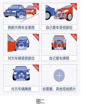 """上海推出交通事故線上快處機制 輕微事故微信公眾號就能""""搞定"""""""