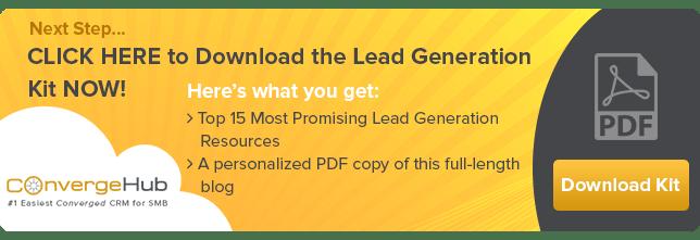 ConvergeHub Lead Generation Kit