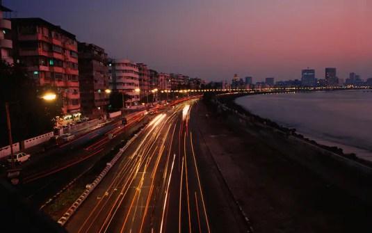 Image result for nightlife in mumbai beach