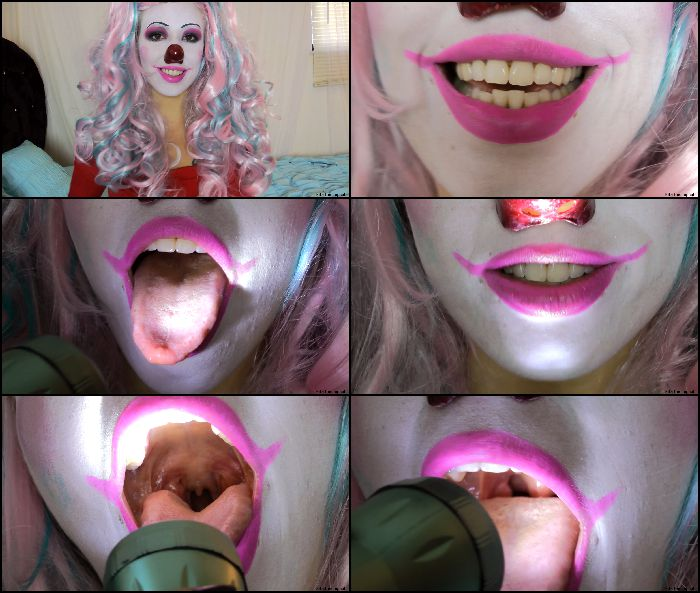Kitzi Klown – Flashlight Inspector (ManyVids)