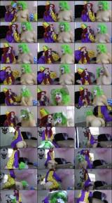 Kitzi Klown – Kitzi And Bippy Elephant Transformation (ManyVids)