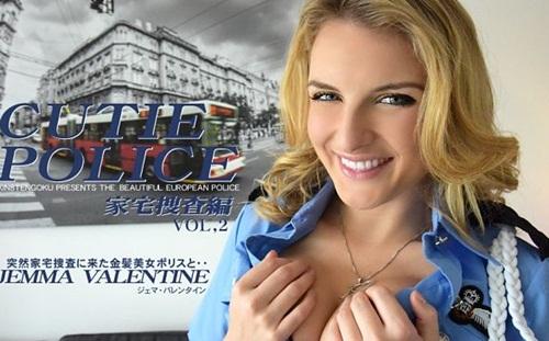 Jemma Valentine – CUTIE POLICE Vol 2
