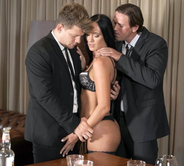 Katie Dee – Gets Her Holes Ravaged By Two Dicks (BangGlamkore.com/Bang.com/2019/HD)