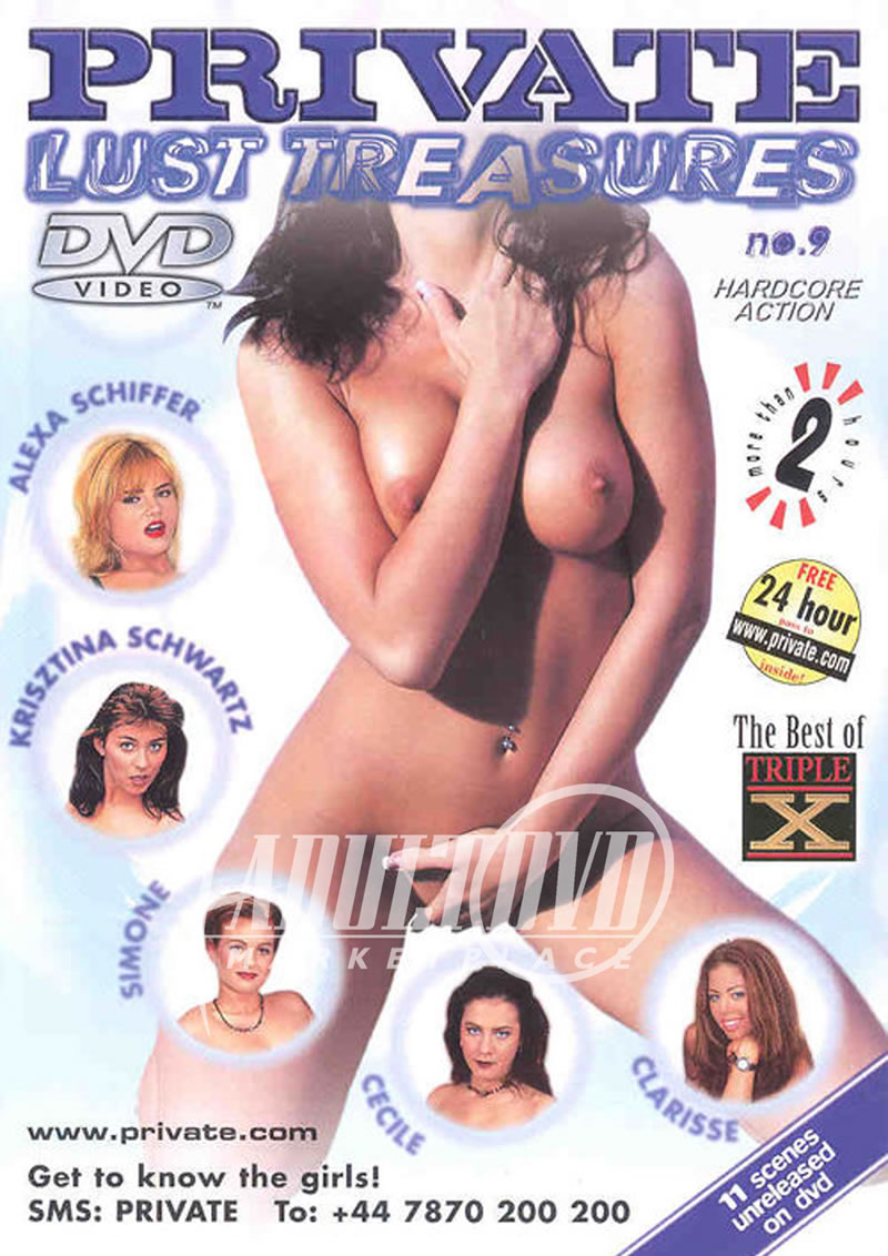 Private Lust Treasures 9 The Best Of Triple X