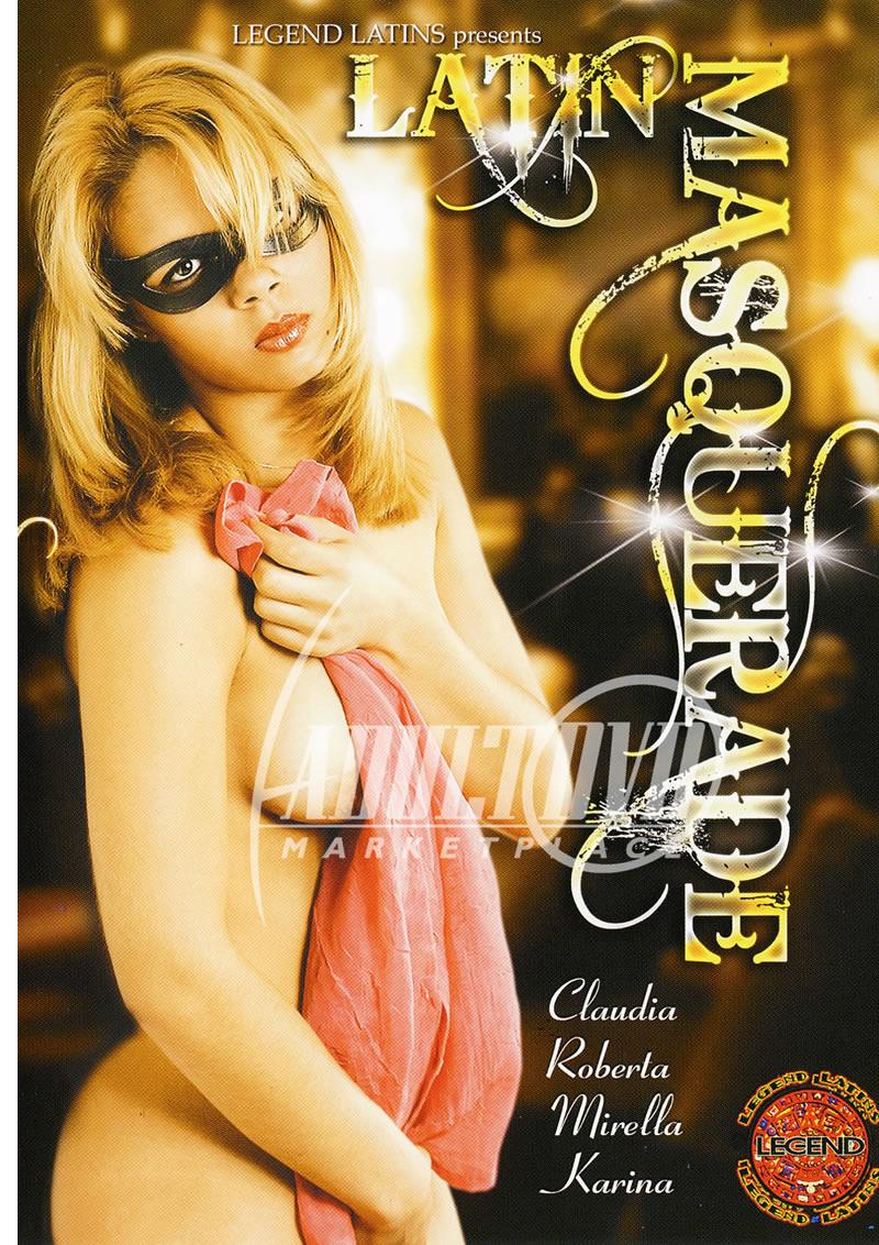 Latin Masquerade 1
