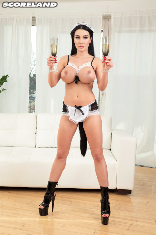 Patty Michova – Maid For Double Penetration (PornMegaLoad/Scoreland/2019/SD)