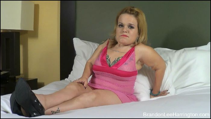Brandon Lee Harrington – Just an interview Magical panty remover episode 2 Lil Stella (iwantclips)