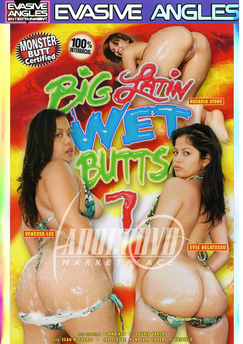 Big Latin Wet Butts 7