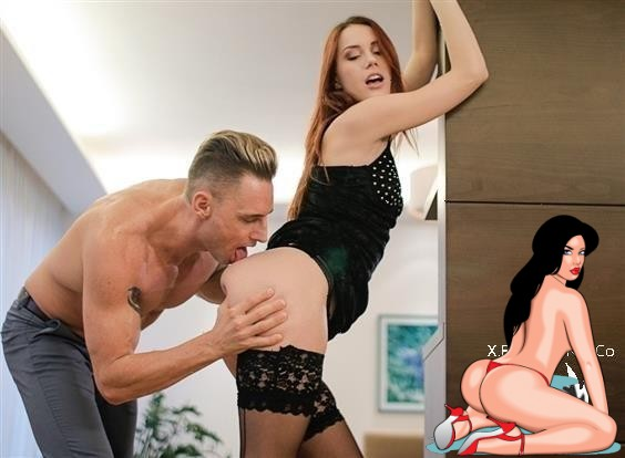 Charlie Red – Petite Redhead Lusts For Boyfriend (2020 DaneJones SexyHub SD)