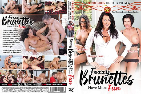 Foxxy Brunettes Have More Fun (2019)