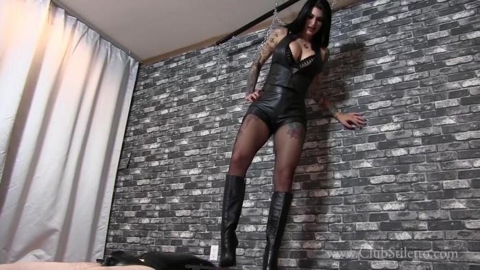 ClubStiletto – This is your Place – Mistress Damazonia