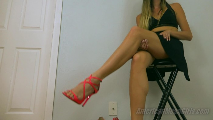 Princess Beverly – Attention-Getting Heels