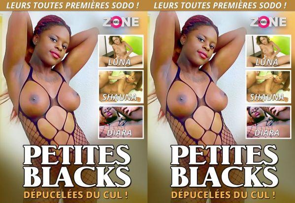 Petites Blacks Depucelees Du Cul (2019)
