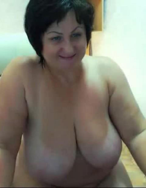 Unknown mature bbw webcam