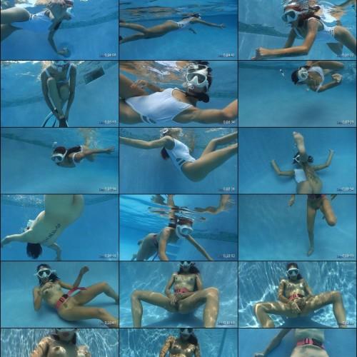 wamtec stefanias underwater pleasure – manyvids