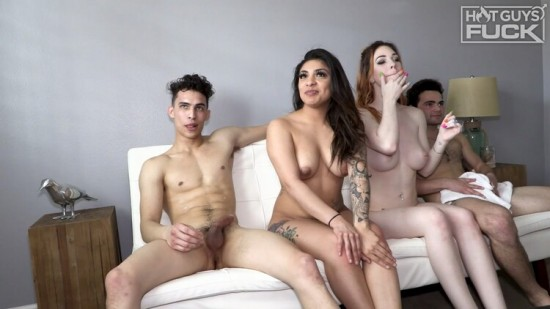 [HotGuysFuck] Marc Wallace FUCKS Big Booty Latina Jessica Nunez (2020)
