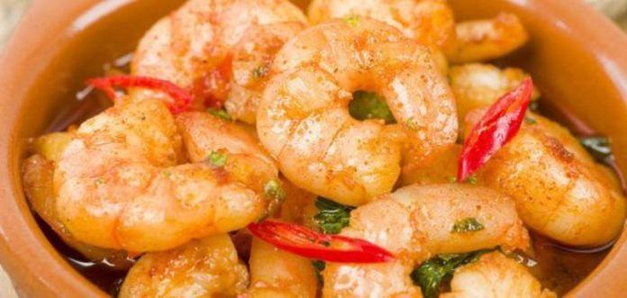 shrimp:
