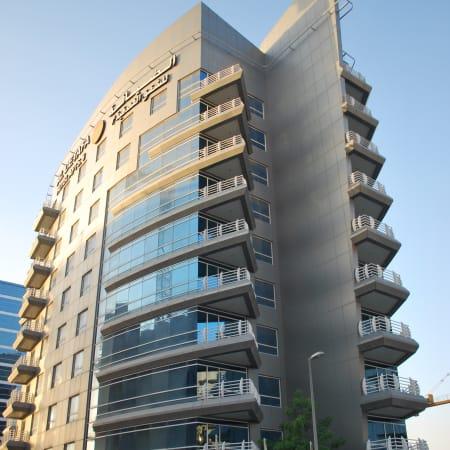 Al Deyafa Apartments Serviced Apartment Dubai