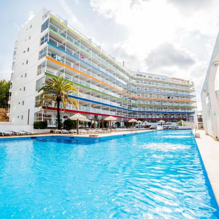 Pierre Vacances Deya Serviced Apartment Santa Ponsa 0 4 Miles To Casablanca