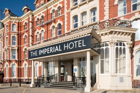 Hotel The Imperial Blackpool, Blackpool - trivago.co.uk