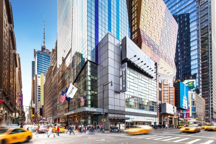hotel the westin new york at times square, new york - trivago.de