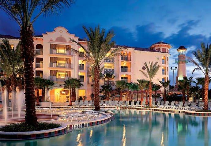 Resort Marriott S Grande Vista Orlando Trivago Co Uk