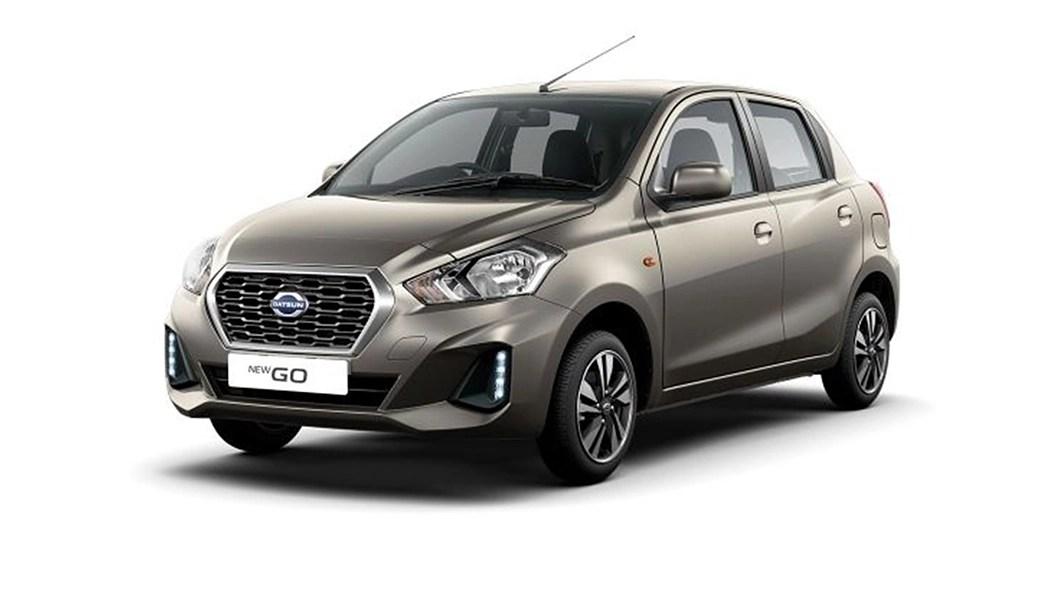 Datsun Go Bronze Grey Colour Go Colours In India Carwale