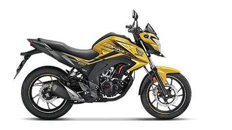 Honda Cb Hornet 160r Gst Rates Images Mileage Colours Bikewale
