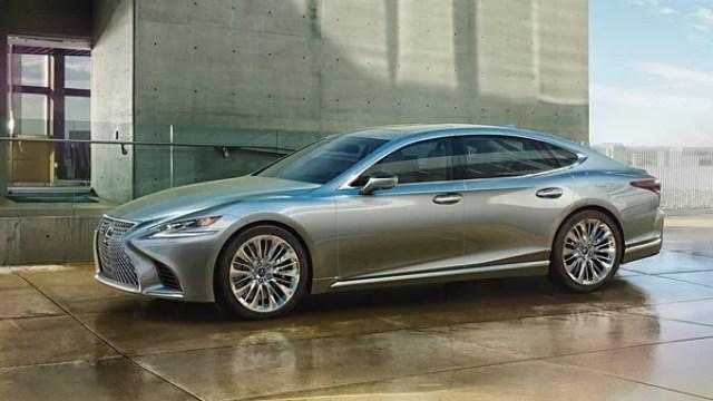 The New Lexus LS