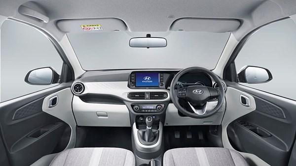 Image result for grand i10 nios interior