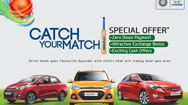 Offers On Hyundai Cars This April Carwale