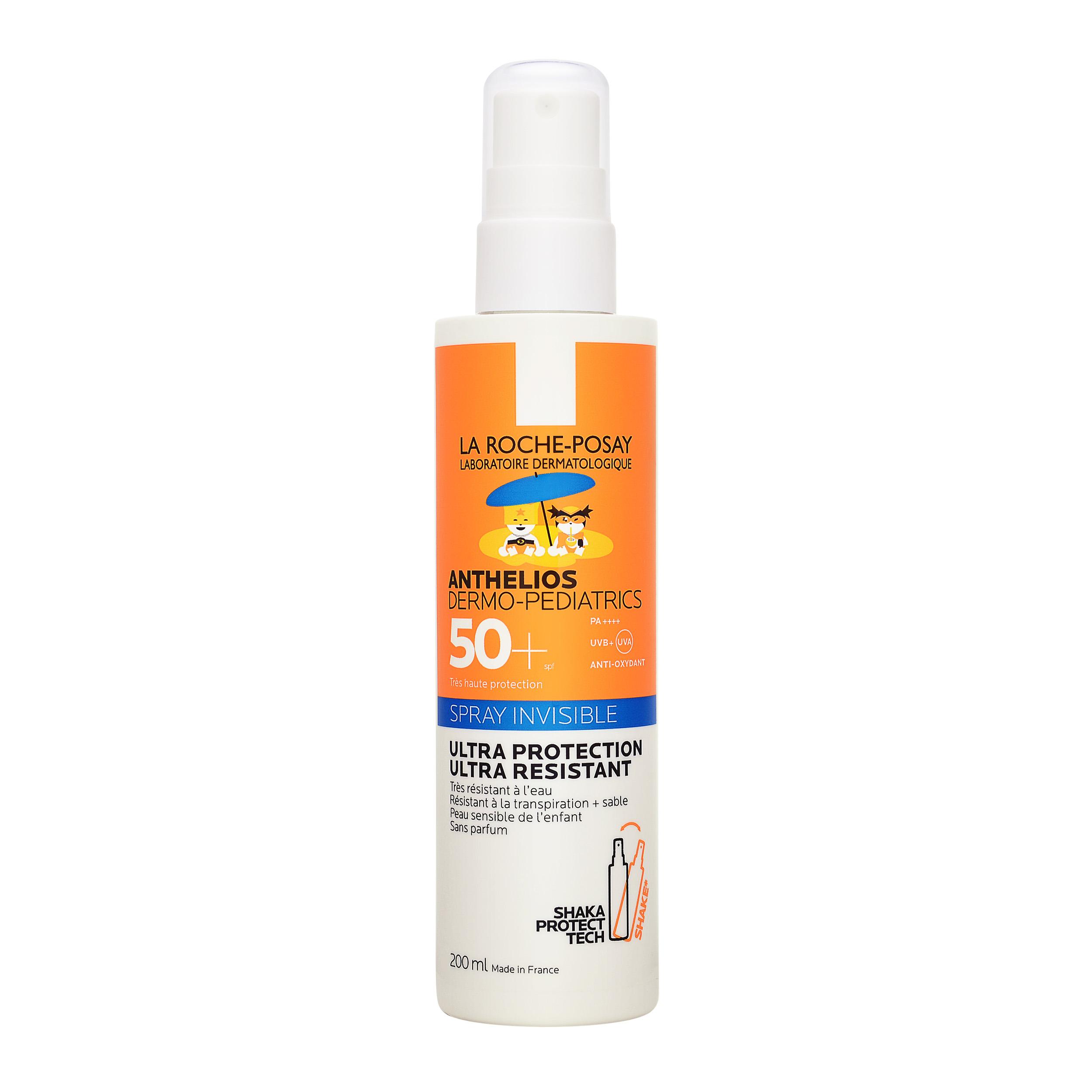 La Roche-Posay Anthelios Dermo-Pediatrics SPF 50+ Multi-Position Spray 200ml,