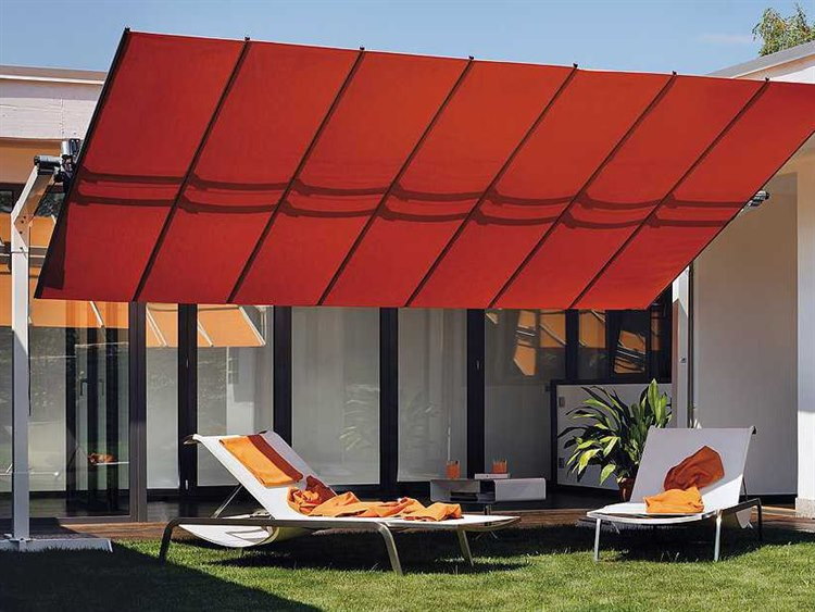 fim flexy aluminum 8 x 16 rectangular offset umbrella