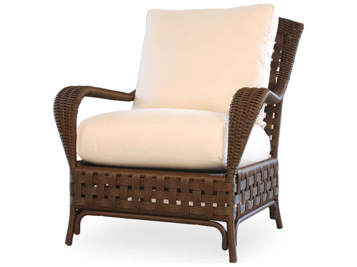 Lloyd Flanders Haven Lounge Chair Replacement Cushions