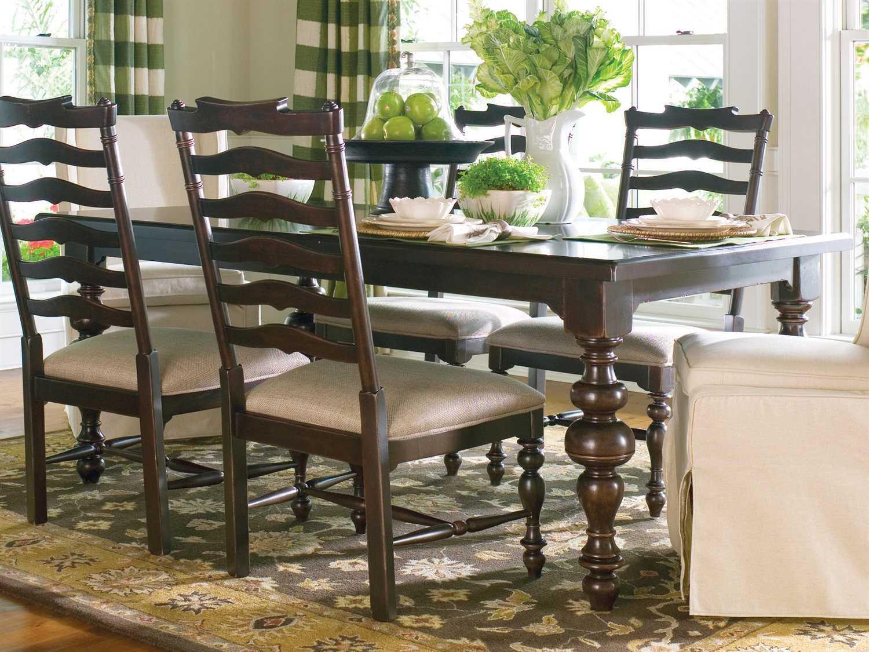 Paula Deen Home Tobacco 76 X 46 Rectangular Dining Table PDH932653